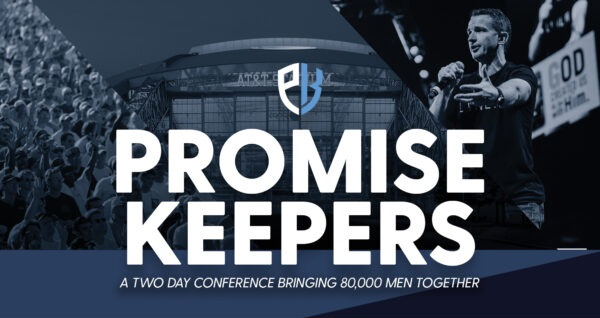 Promise Keepers 20 20 logo